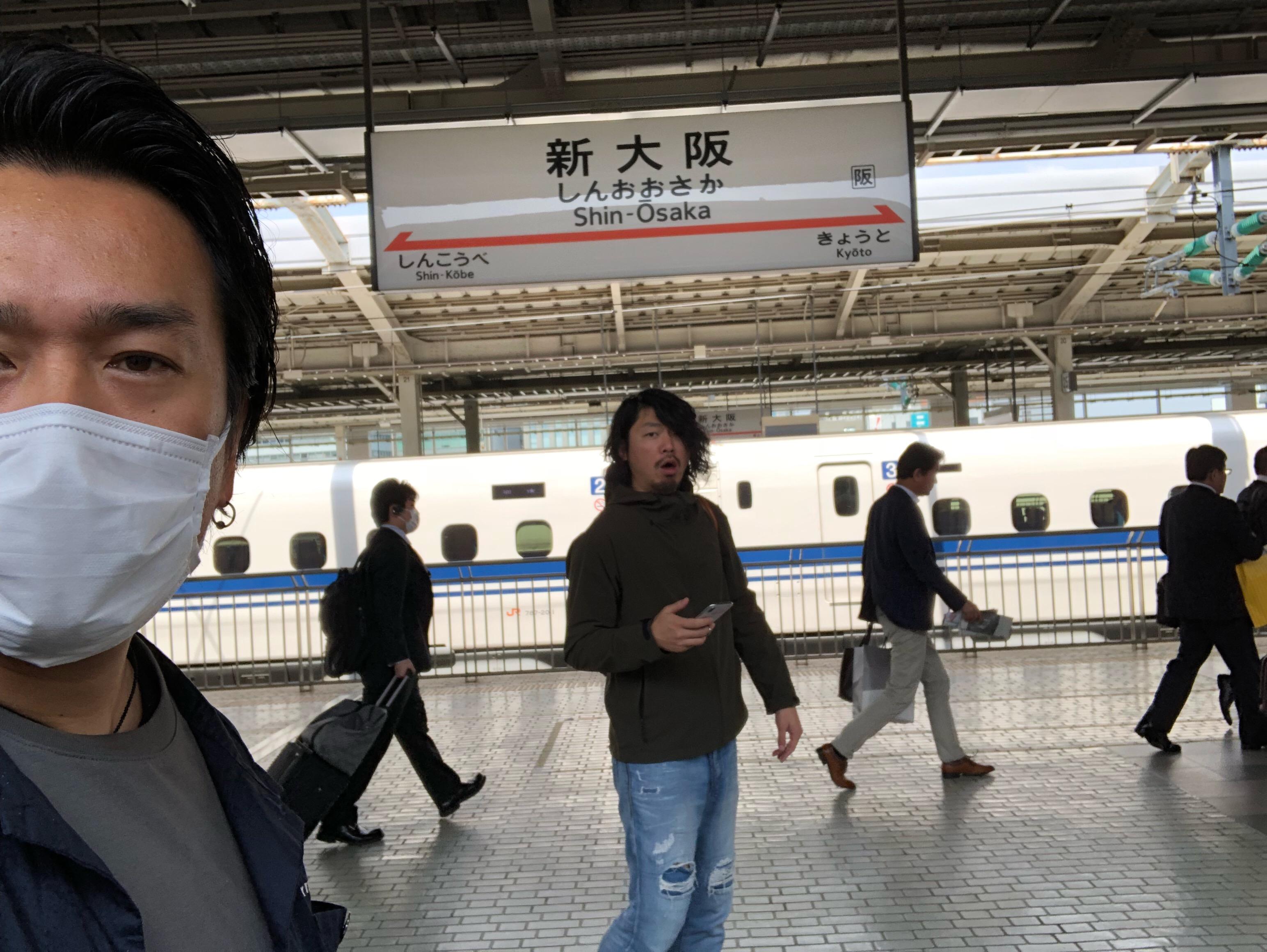 NO LIMIT in大阪