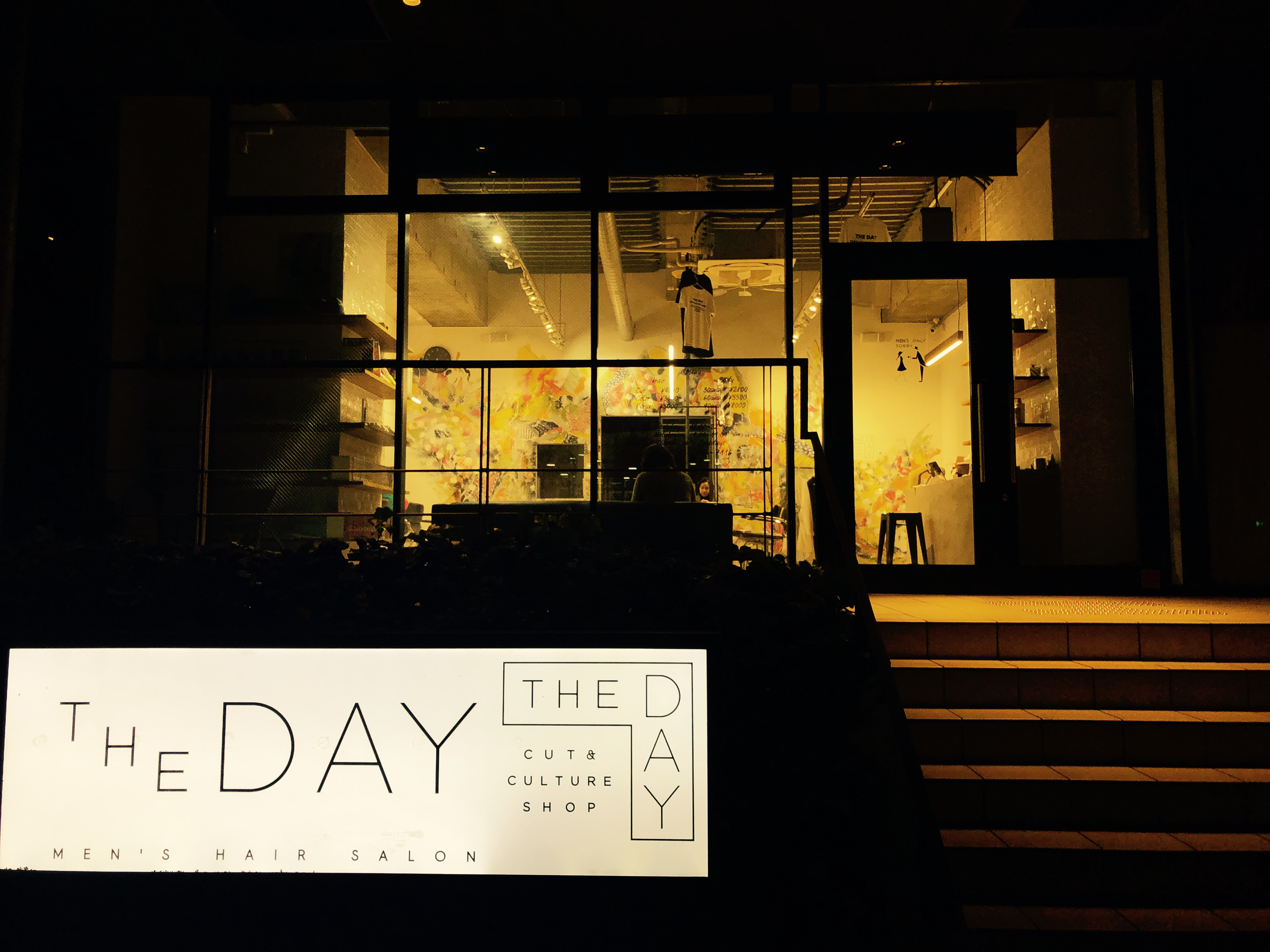 THE DAY CUT&CULTURE SHOP