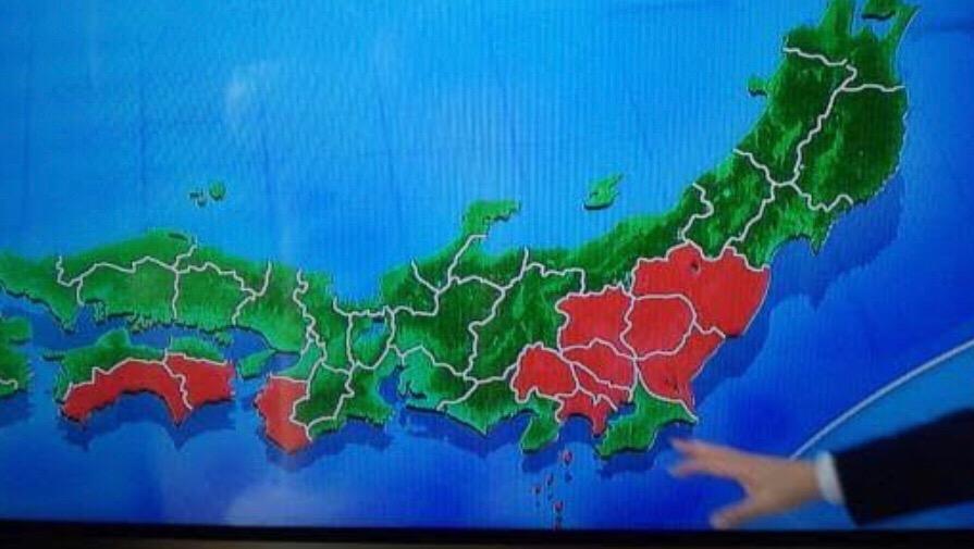 千葉県民の9割は『千葉には台風来ない』と思ってるよね。って話