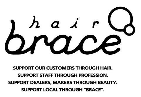 hair brace10周年