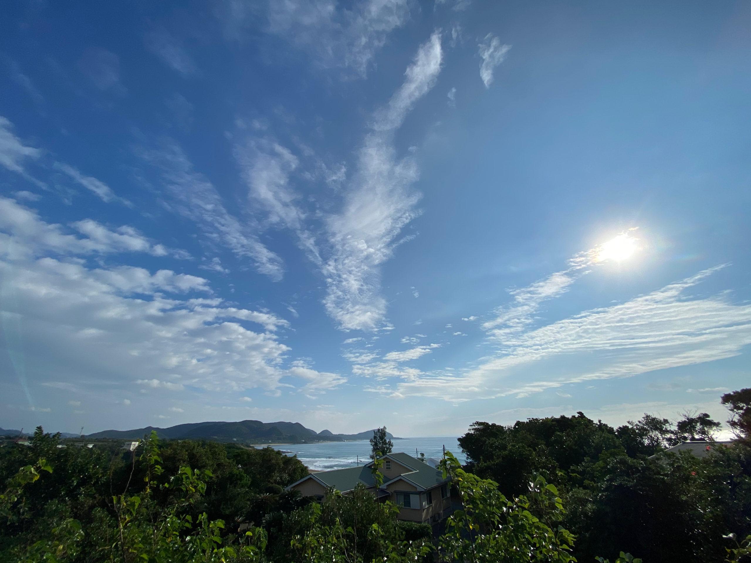 奄美大島最終日